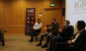 GBC Blockchain masterclass in London